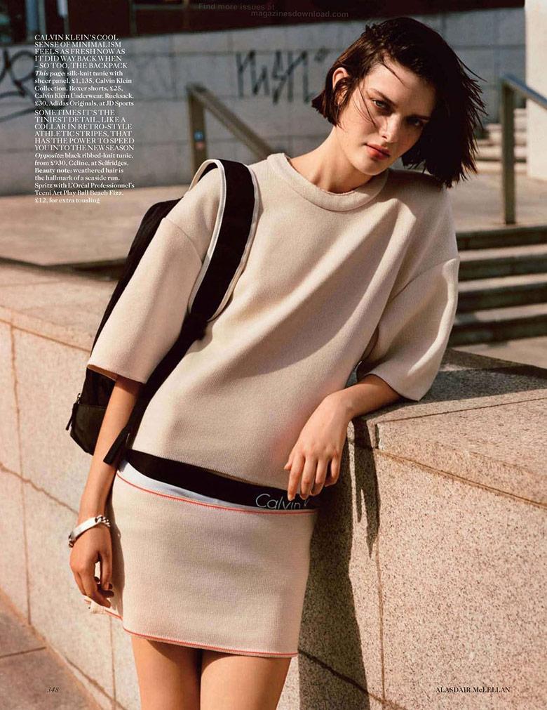 Photo Sam Rollinson by Alasdair McLellan for Vogue UK March 2014