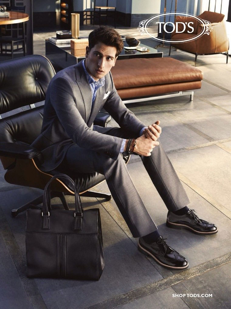 Photo Tod's Spring/Summer 2014 Campaign