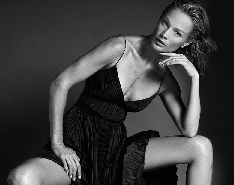 Photo Carolyn Murphy for Vamp Magazine S/S 2014