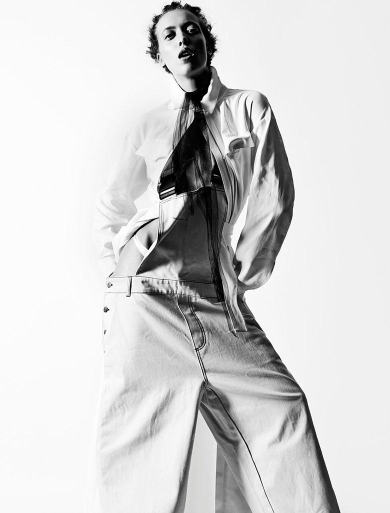 Charlie Bredal for Dansk Magazine Spring/Summer 2014