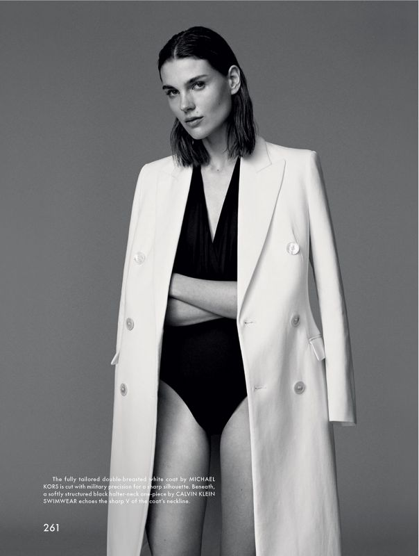 Emma Champtaloup by Collier Schorr for The Gentlewoman Issue 9