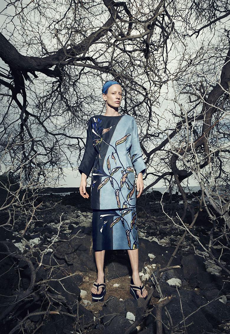 Photo Natasa Vojnovic for Bergdorf Goodman Magazine Spring 2014
