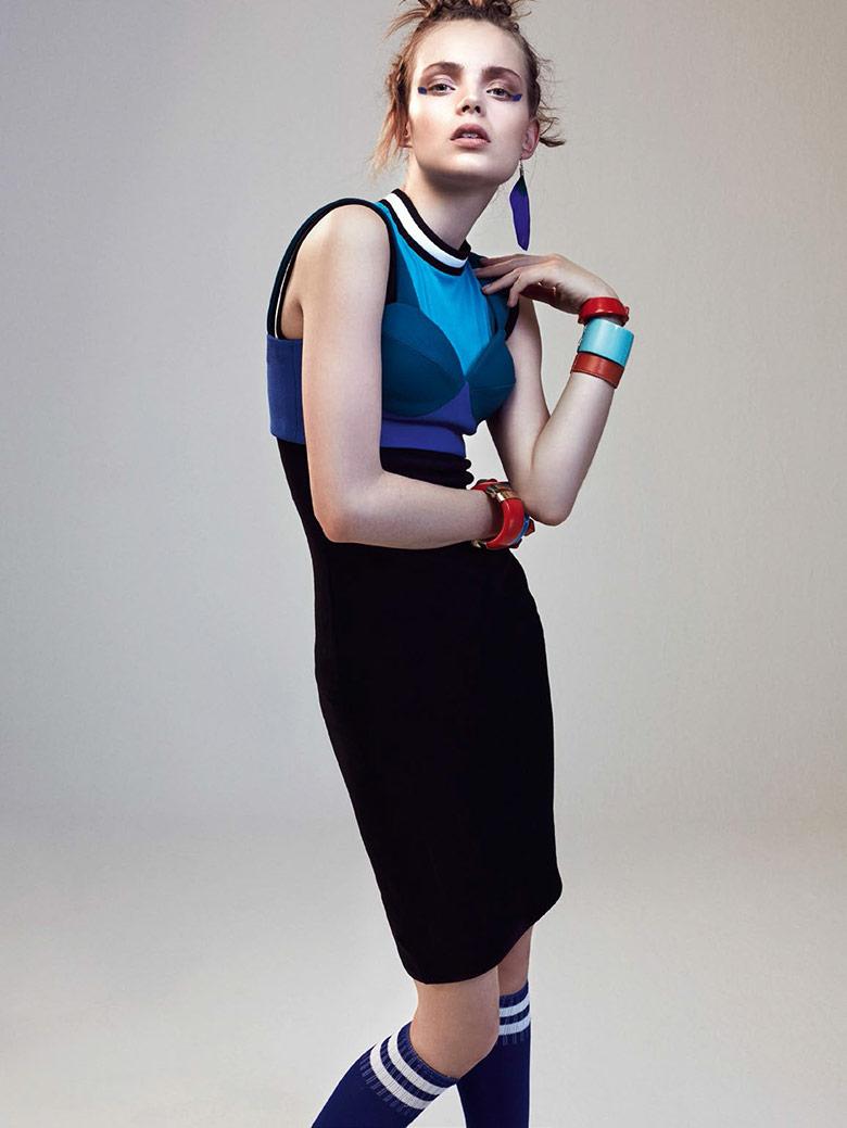 Photo Svea Berlie for Vogue Turkey March 2014