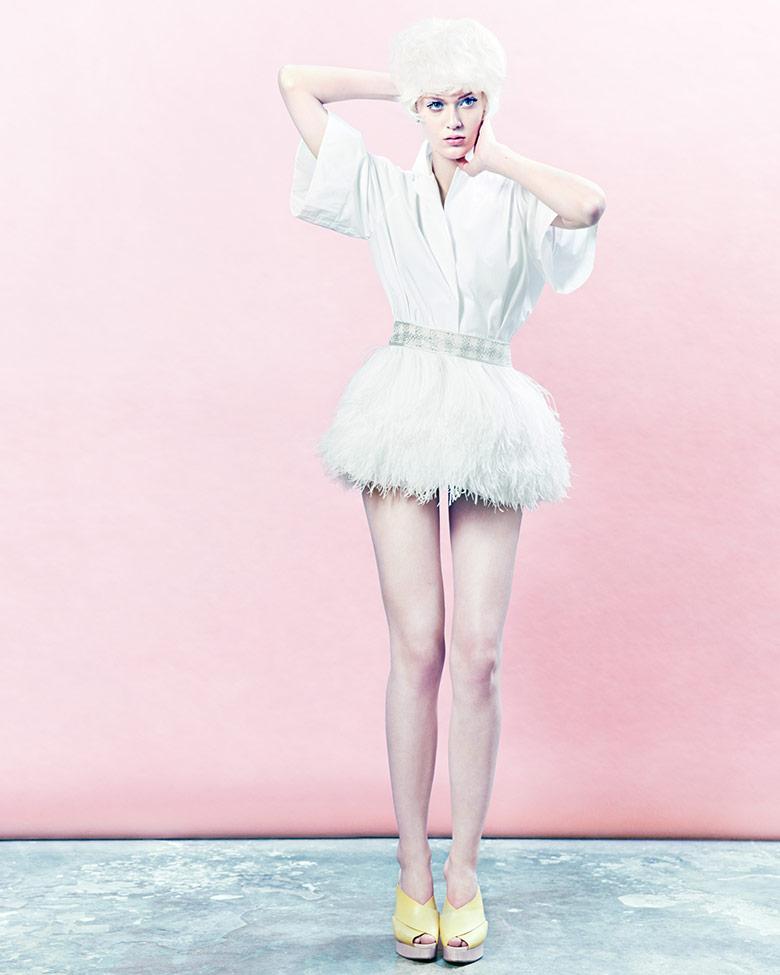 Photo Tess Hellfeuer for Dansk Magazine Spring/Summer 2014