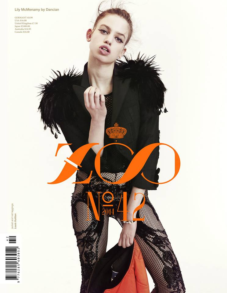 Photo ZOO Magazine issue 42 covers
