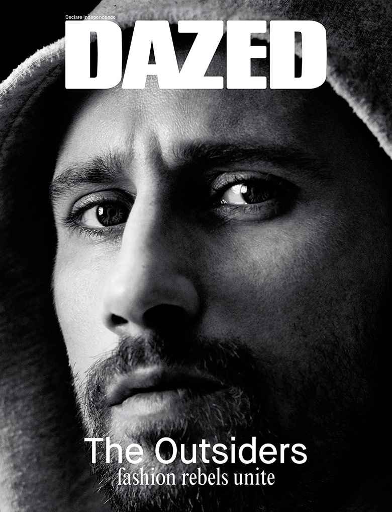 Photo Fashion's outsiders are revealed through the latest covers of Dazed