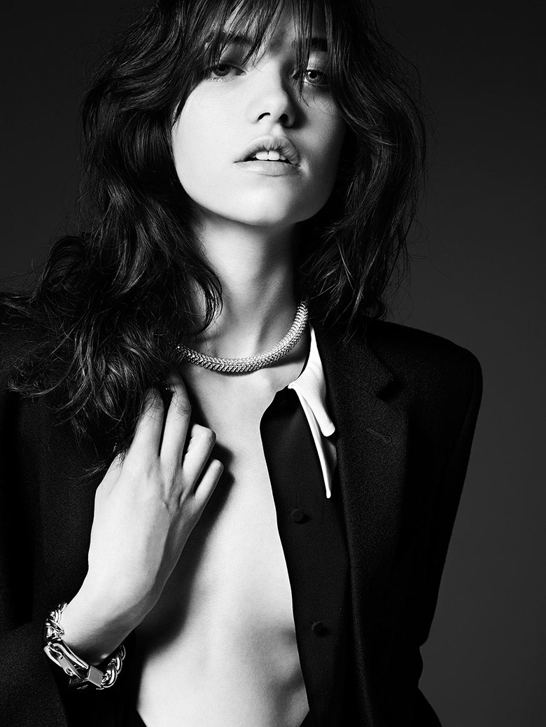 Photo Saint Laurent Pre Fall 2014 by Hedi Slimane