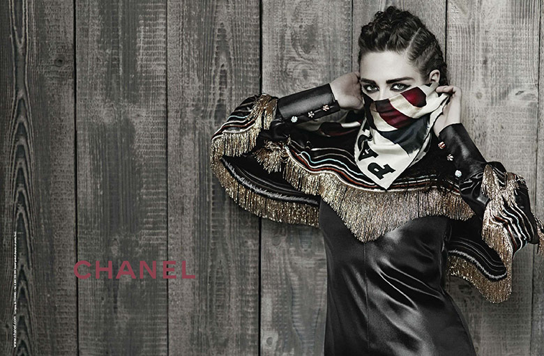 Photo Chanel crowns Kristen Stewart as the brands new face