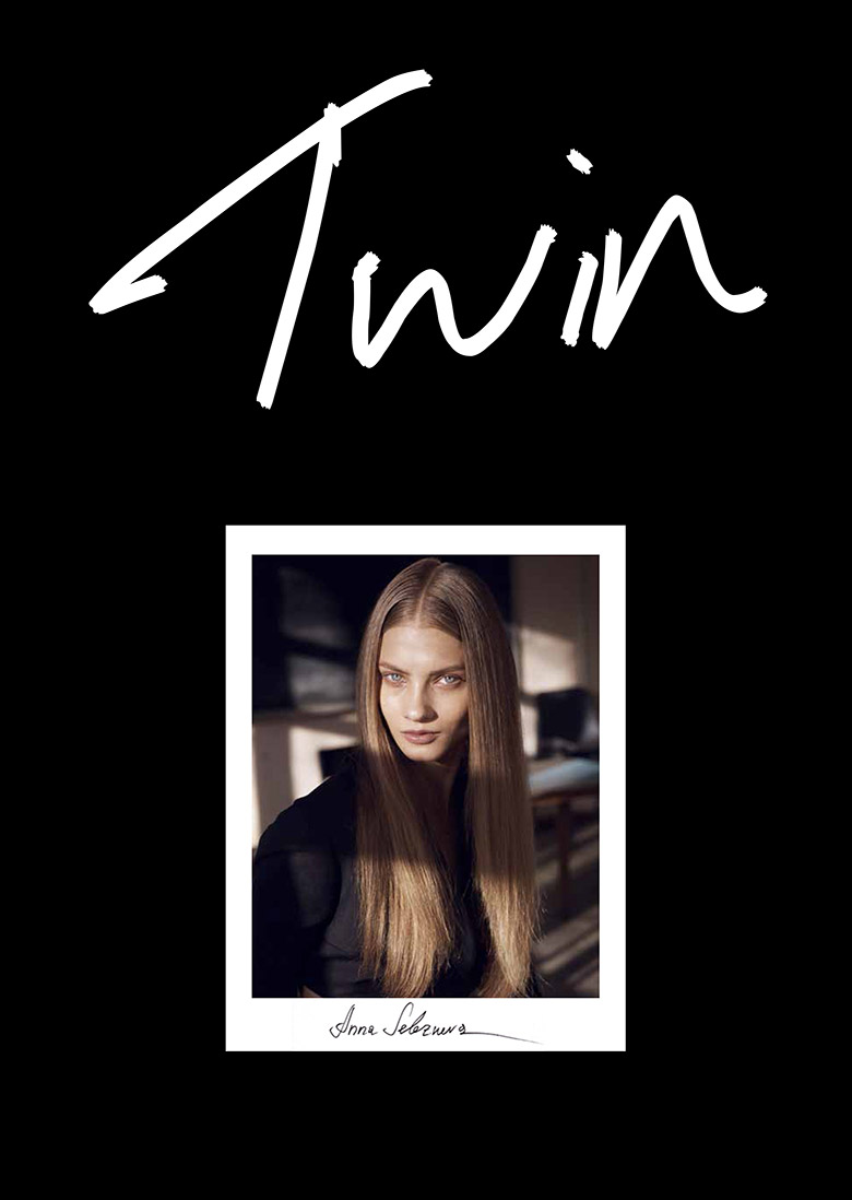 Photo The 10th issue of Twin Magazine reveals their five upcoming covers