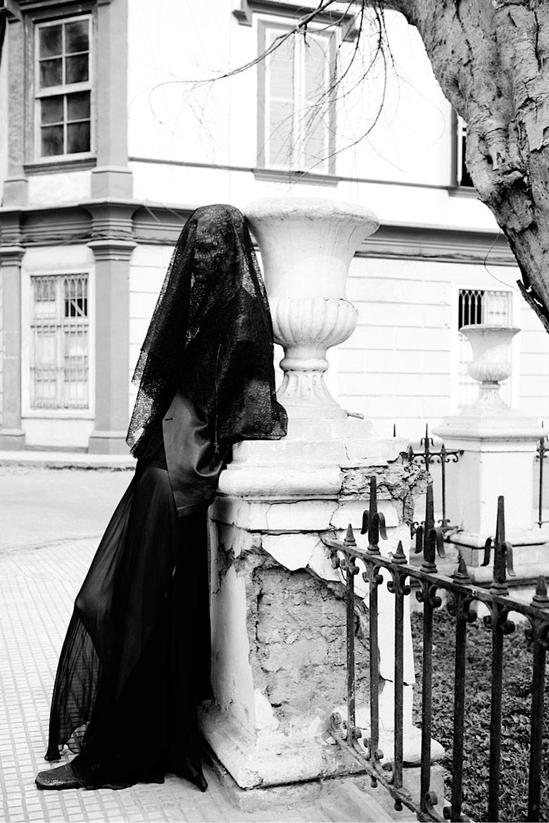Photo Patricia Van Der Vilet captures the outlandish feel for Flaunt