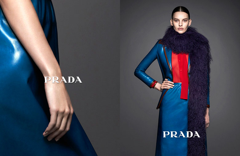 Photo Amanda Murphy by Ishi for Pradas Pradasphere