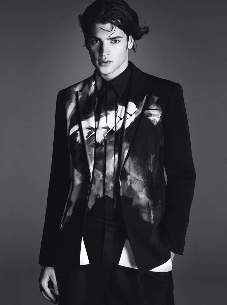 Photo Givenchy Fall/Winter 2014/2015 Campaign by Mert & Marcus
