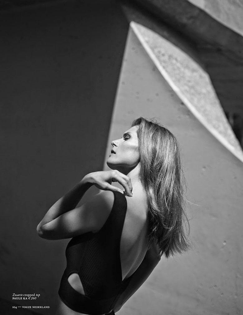 Photo Malgosia Bela for Vogue Netherlands July 2014