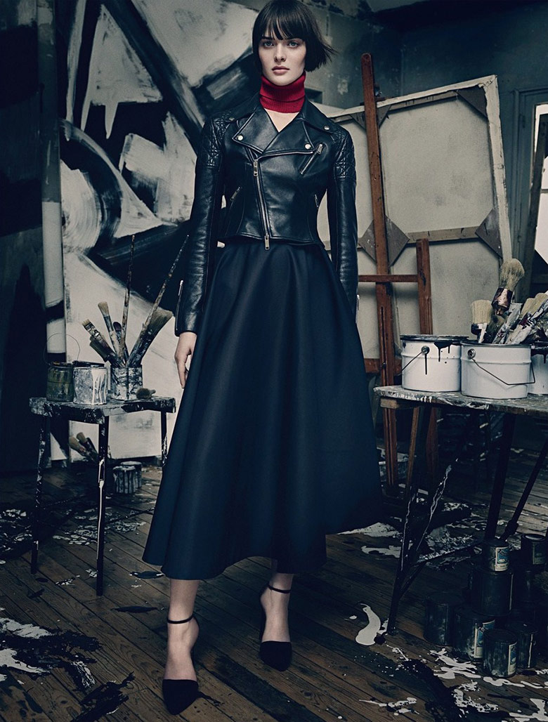 Photo Sam Rollinson by Karim Sadli for Dior Magazine 6