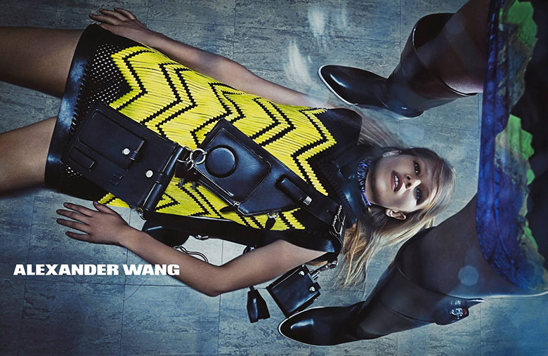 Photo Alexander Wang Fall/Winter 14/15