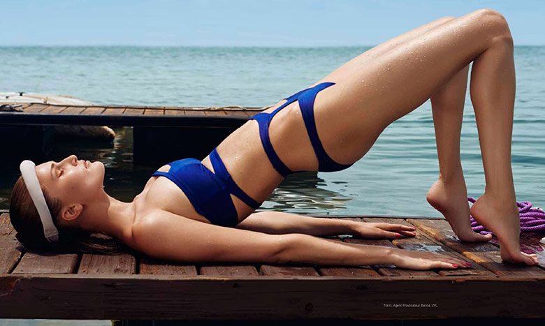 Photo Alla Kostromichova for Harpers Bazaar Mexico July 2014