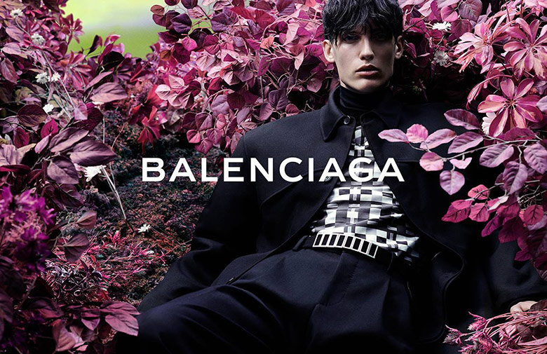 Balenciaga Menswear Fall/Winter 2014/2015
