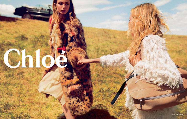 Photo Chloe Fall/Winter 14/15 Campaign