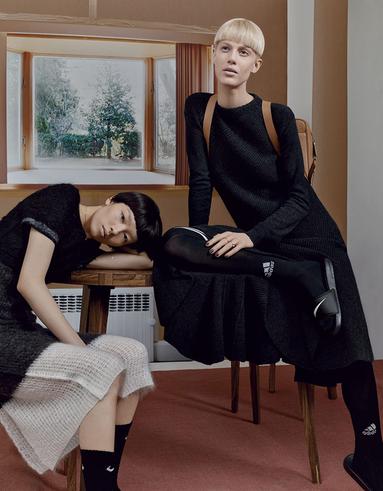 Photo Banal Plus by Craig McDean for W Magazine August 2014