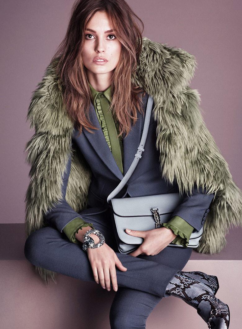 Photo Gucci Fall/Winter 2014/2015 Campaign