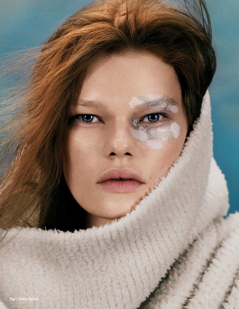 Photo Kelly Mittendorf by Jens Langkjaer For Schön! 25