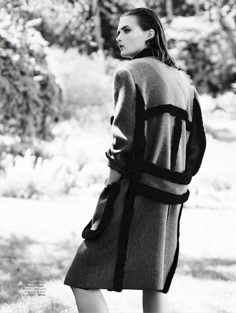 Photo Lara Mullen for LOfficiel Paris August 2014