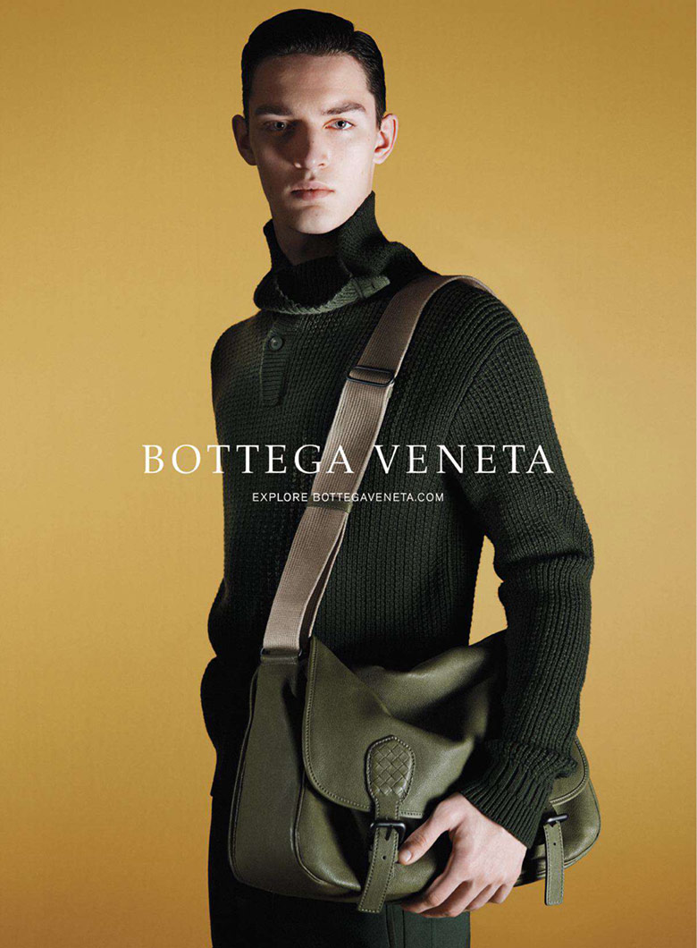 Otto Lotz for Bottega Veneta F/W 14/15