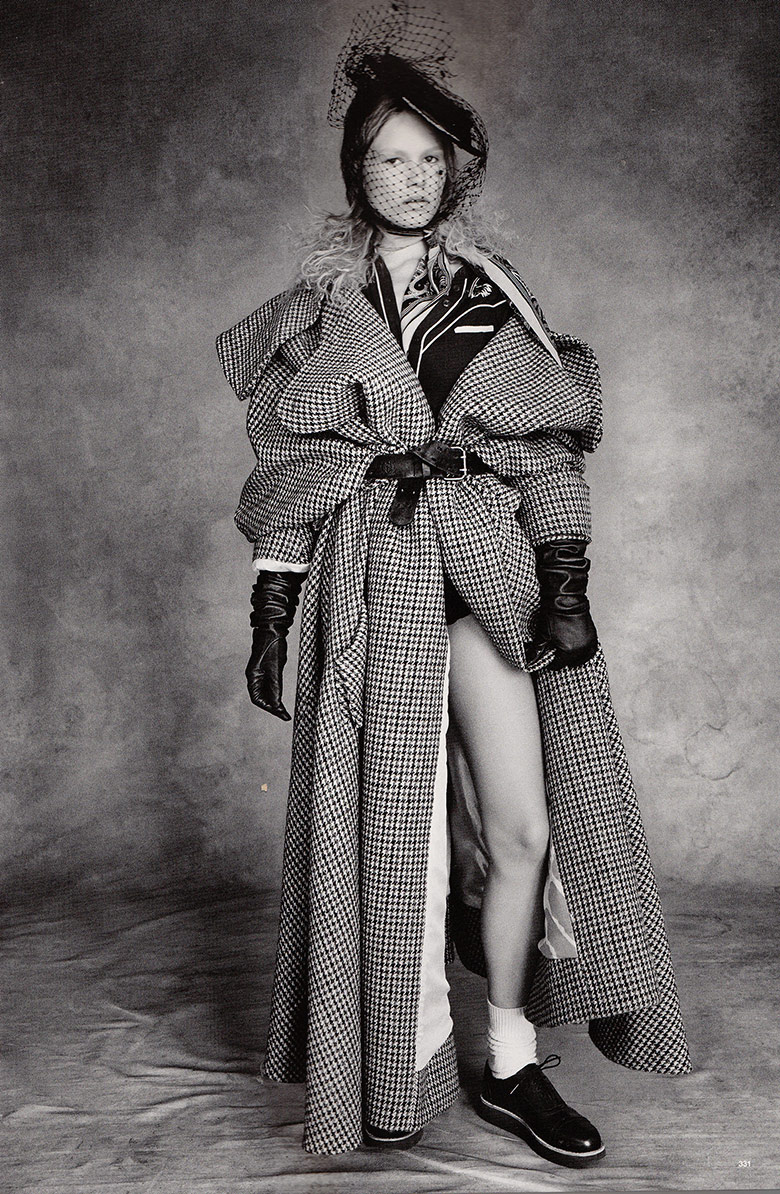Photo Jumpin by Patrick Demarchelier for Love F/W 14/15