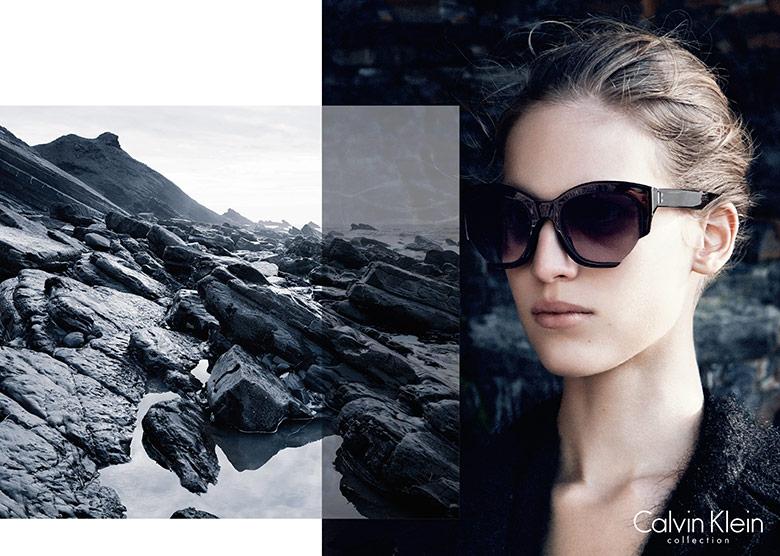 Vanessa Axente & Clarke Bockelman for Calvin Klein Collection Fall/Winter 2014/15