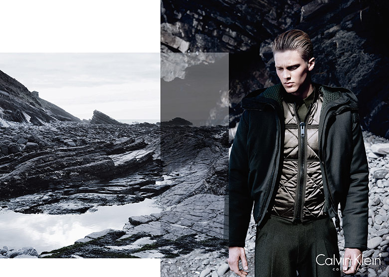 Photo Vanessa Axente & Clarke Bockelman for Calvin Klein Collection Fall/Winter 2014/15