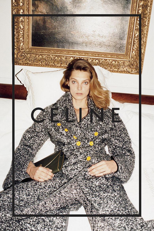 Photo Celine Fall/Winter 2014/2015 Campaign