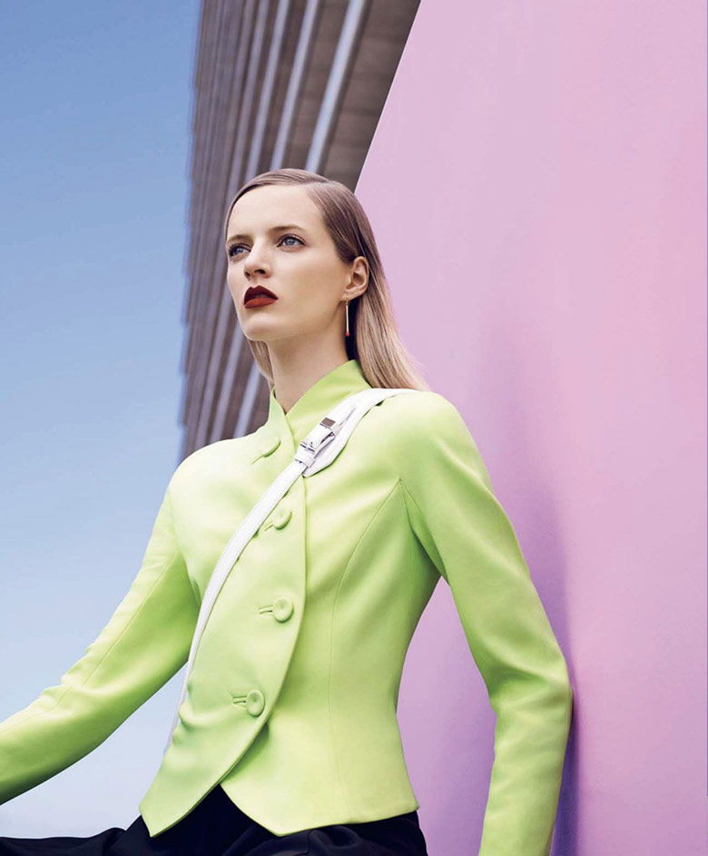Photo Daria Strokous for Harper's Bazaar US September 2014