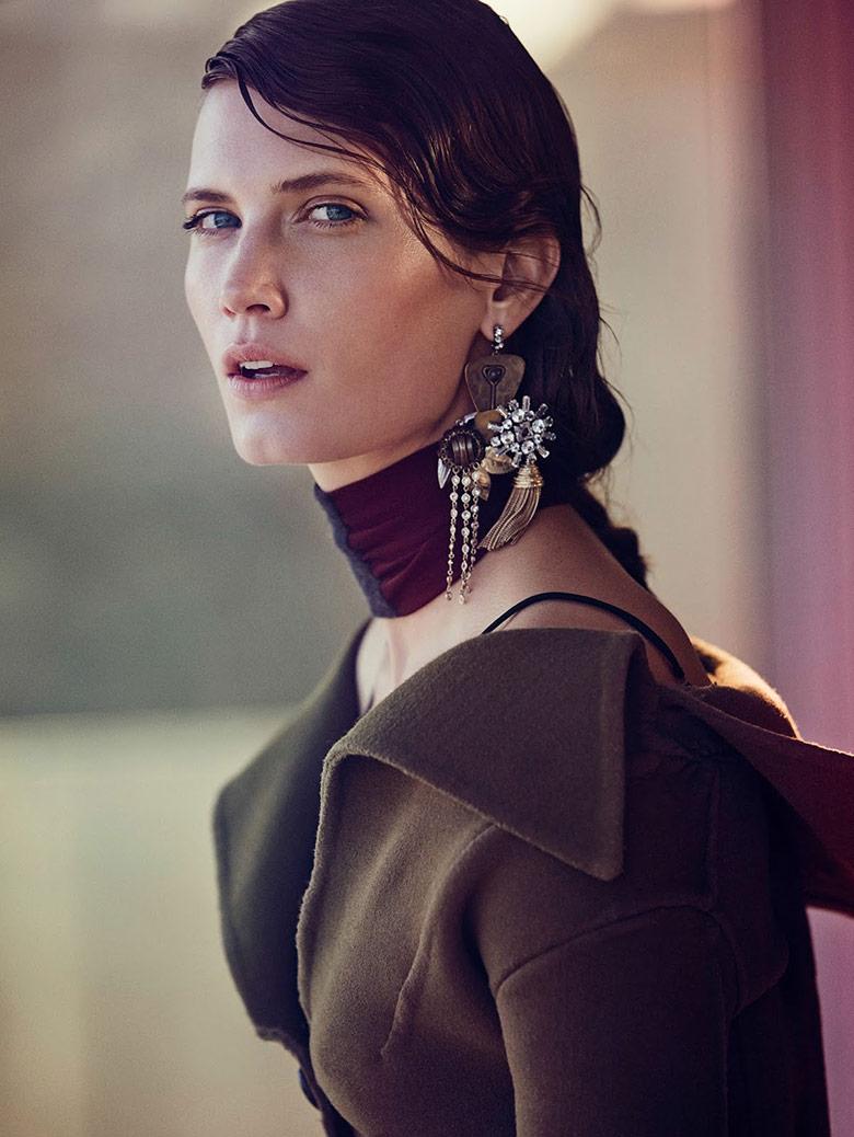 Photo Drake Burnette by Will Davidson for Vogue Australia September 2014