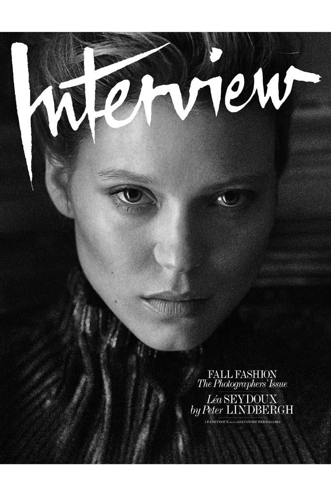 Photo Interview Magazine September 2014 Covers