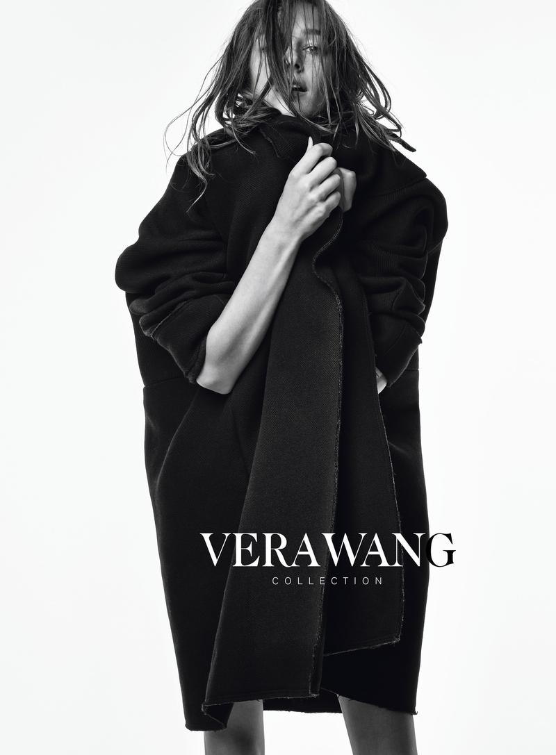 Photo Josephine Le Tutour for Vera Wang F/W 14/15