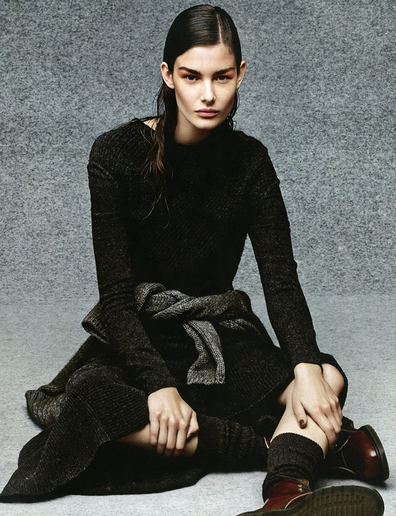 Photo Ophelie Guillermand for Vogue Russia September 2014