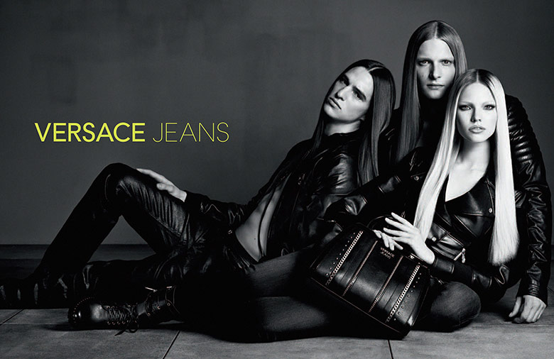 Photo Versace Jeans Fall/Winter 14/15 by Luigi & Iango