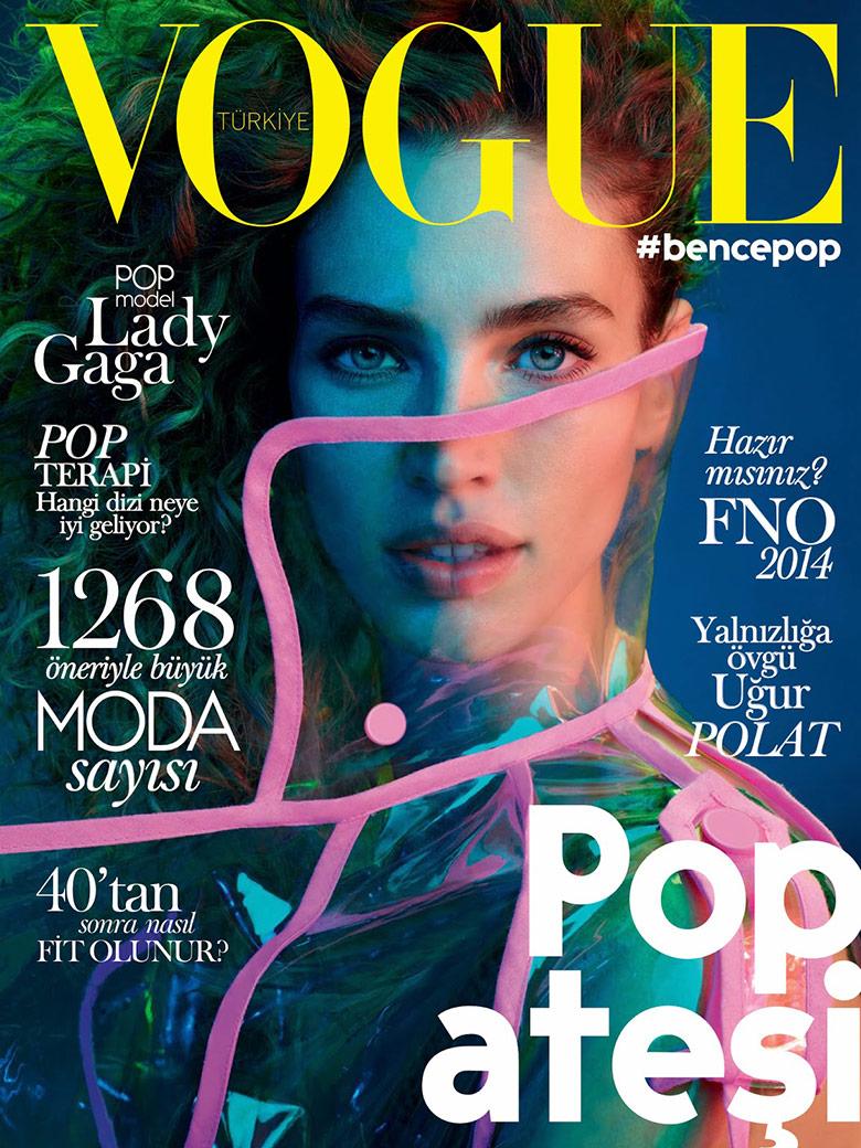Photo Crista Cober for Vogue Turkey September 2014
