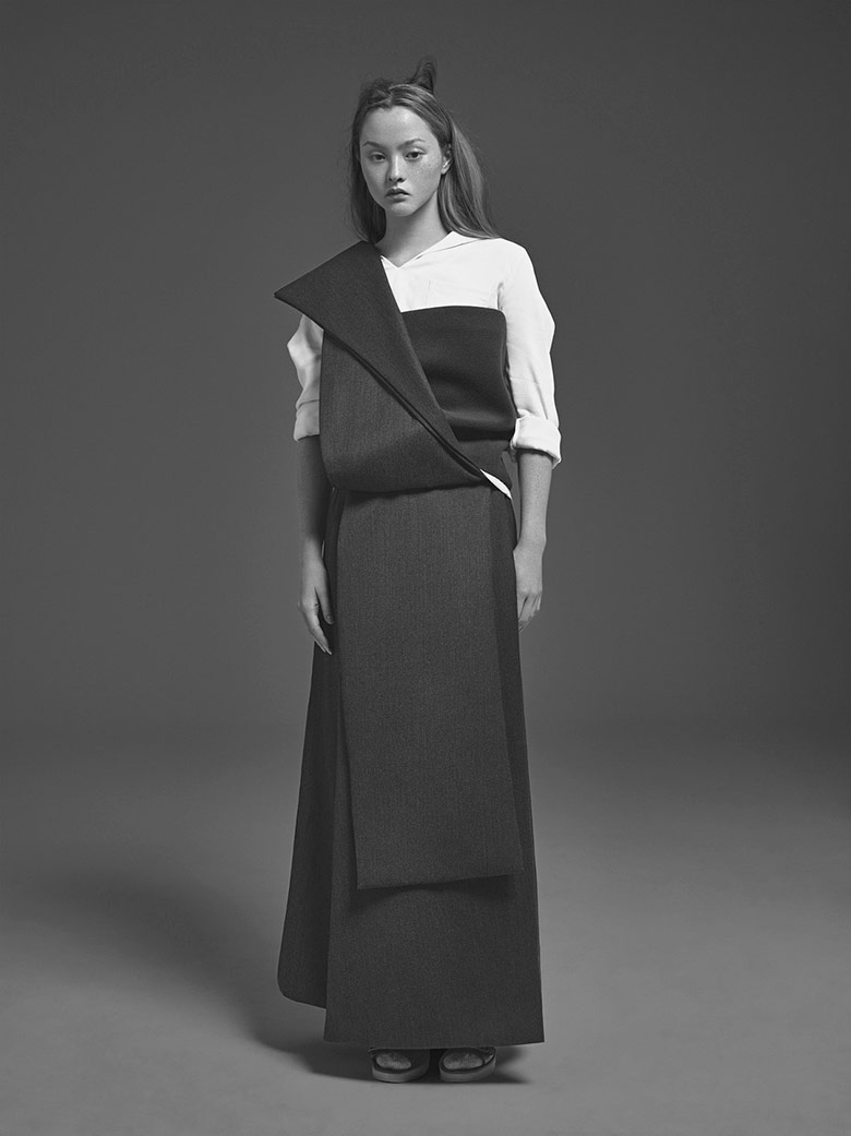 Photo Devon Aoki for Pop Magazine Fall/Winter 2014
