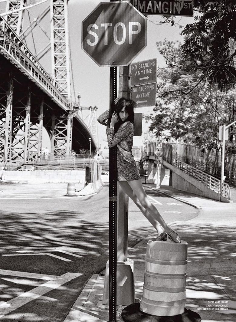 Photo Jamie Bochert by Sebastian Faena for V Magazine Fall 2014