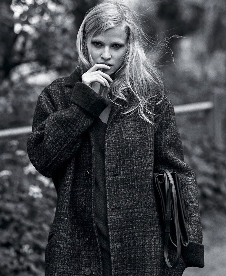 Photo Lara Stone for The New York Times T Style Fall 2014