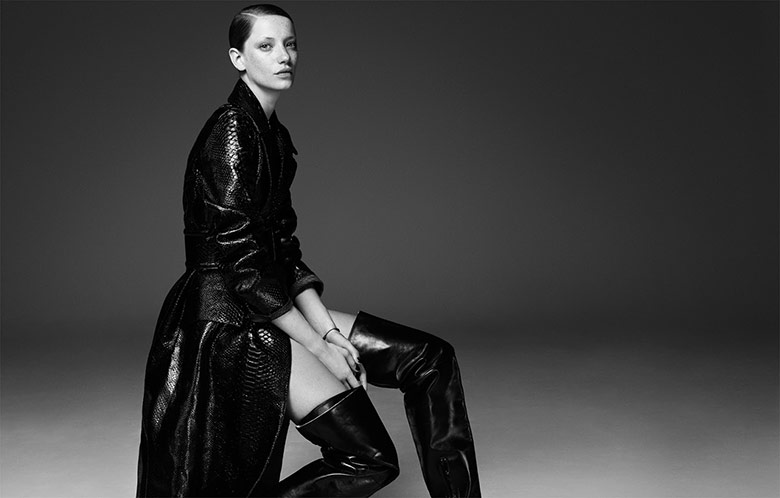 Photo Milagros Schmoll by Jason Kim for Grazia France September 2014