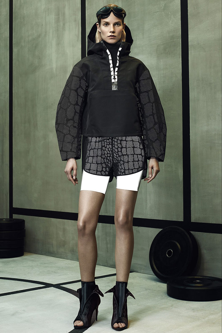 Photo Alexander Wang X H&M Collection