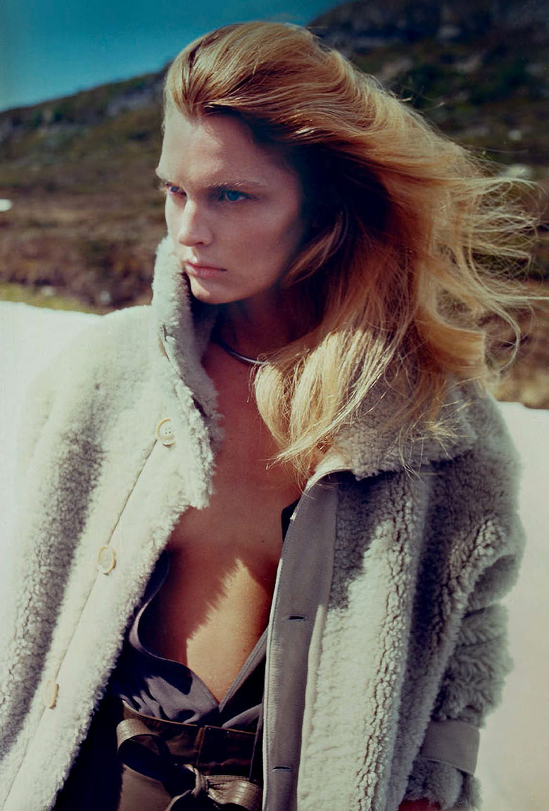 Photo Gertrud Hegelund for Marie Claire Italia November 2014