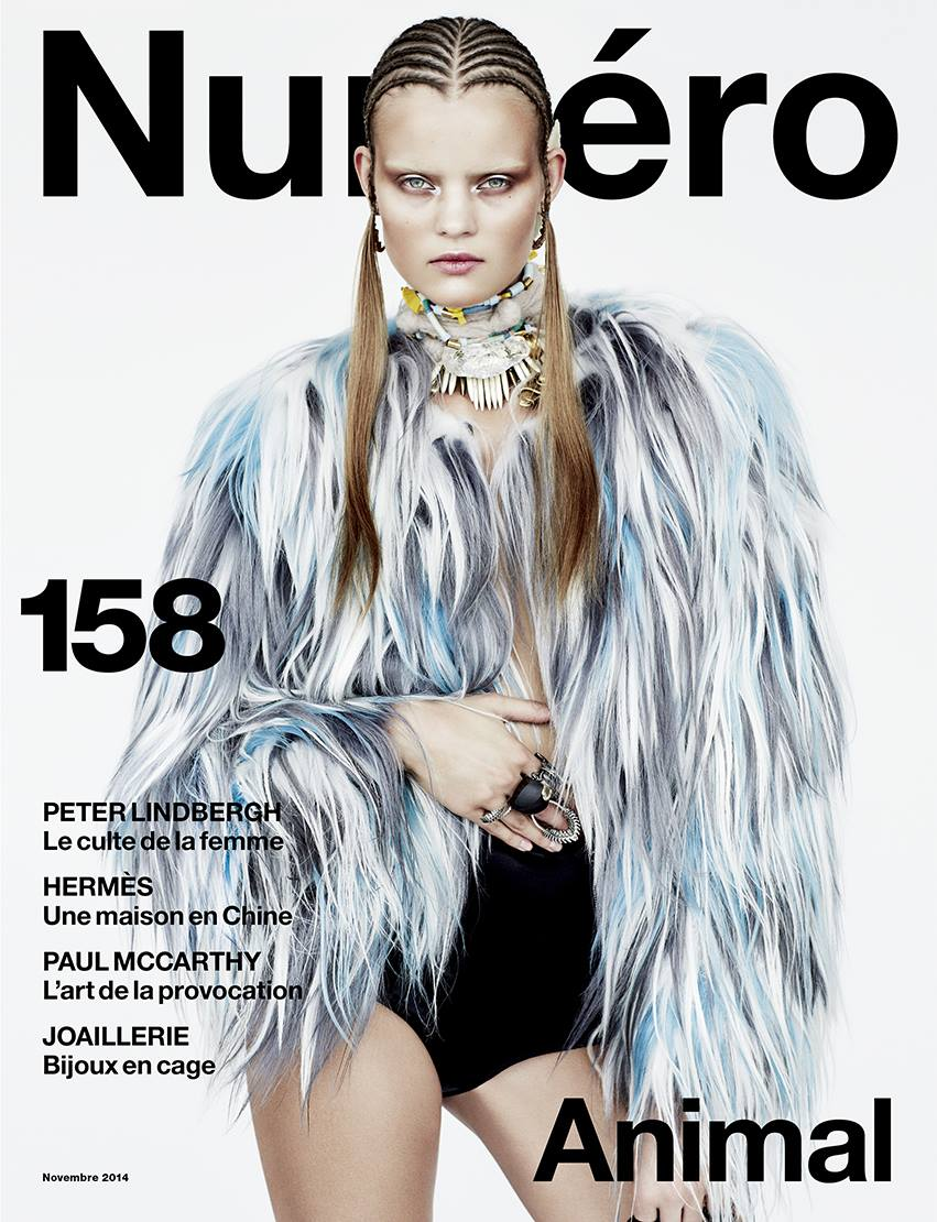 Photo Kate Grigorieva for Numero November 2014