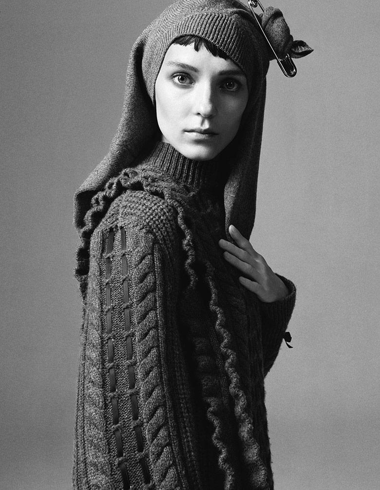 Photo Kati Nescher by Christian MacDonald for i D Magazine Fall 2014