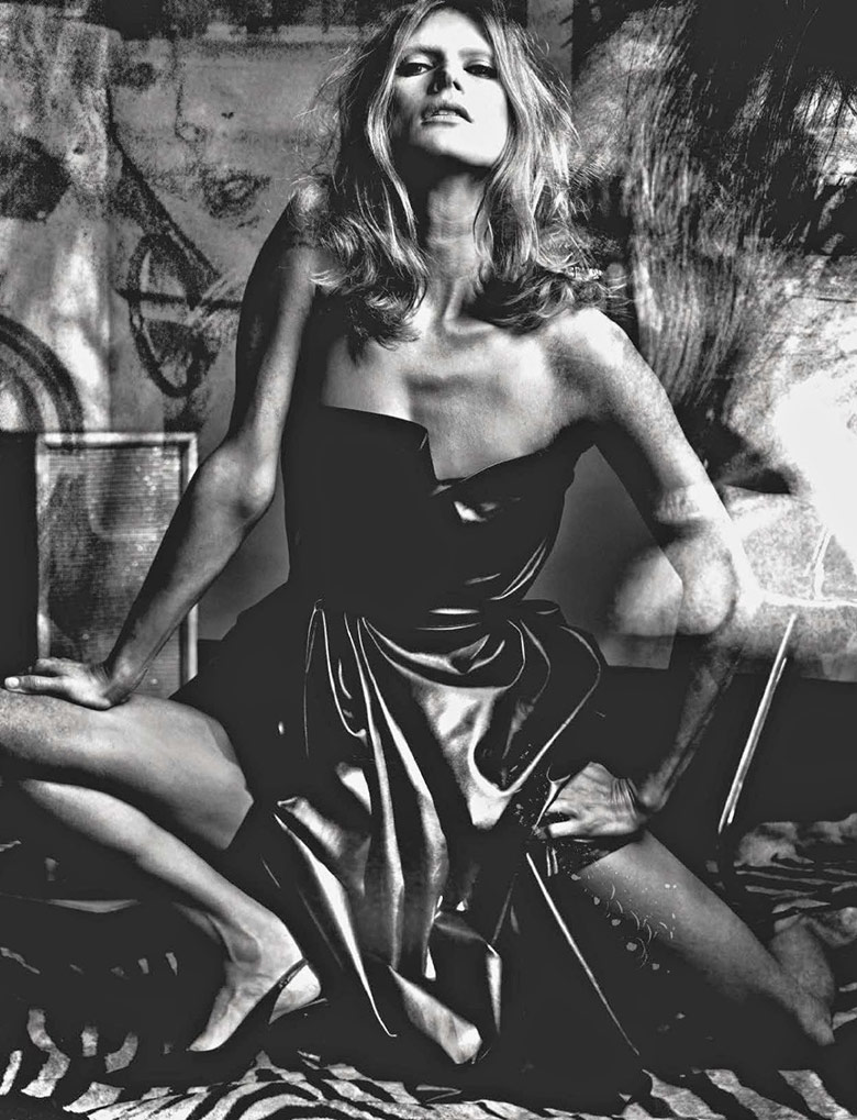 Photo Malgosia Bela for Vogue Italia October 2014