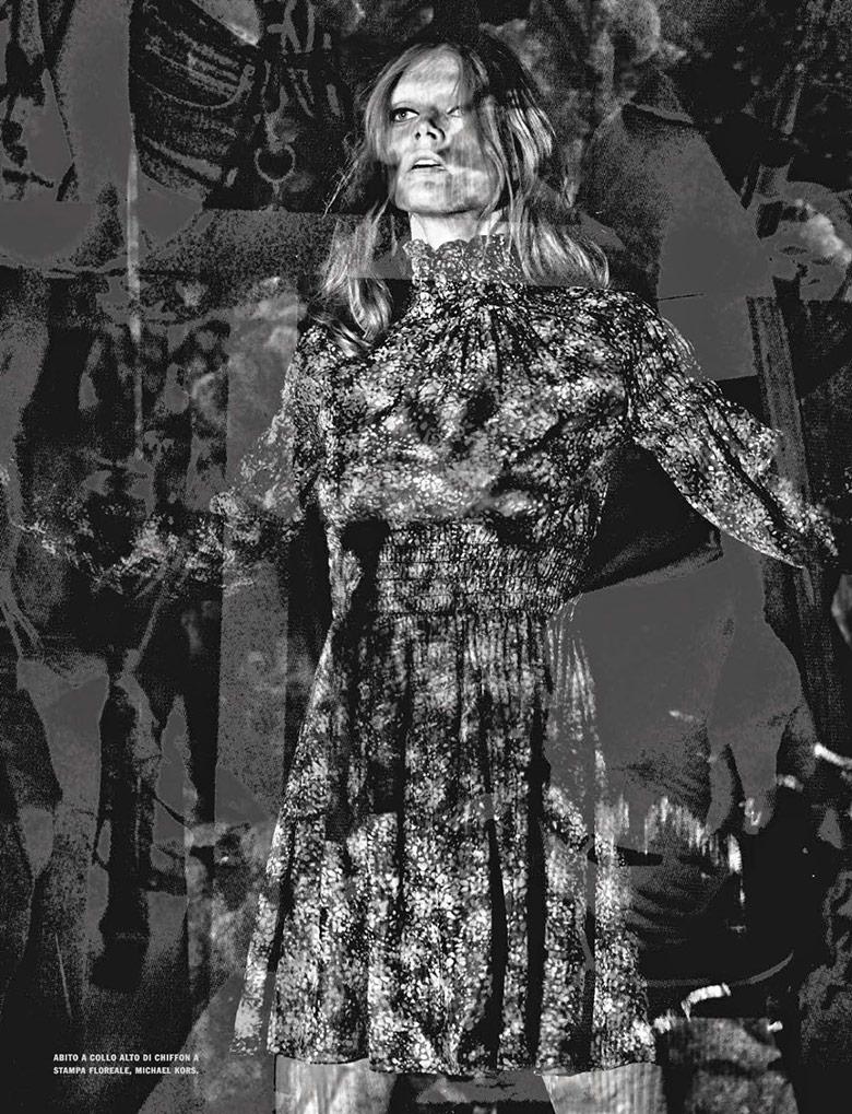Malgosia Bela for Vogue Italia October 2014
