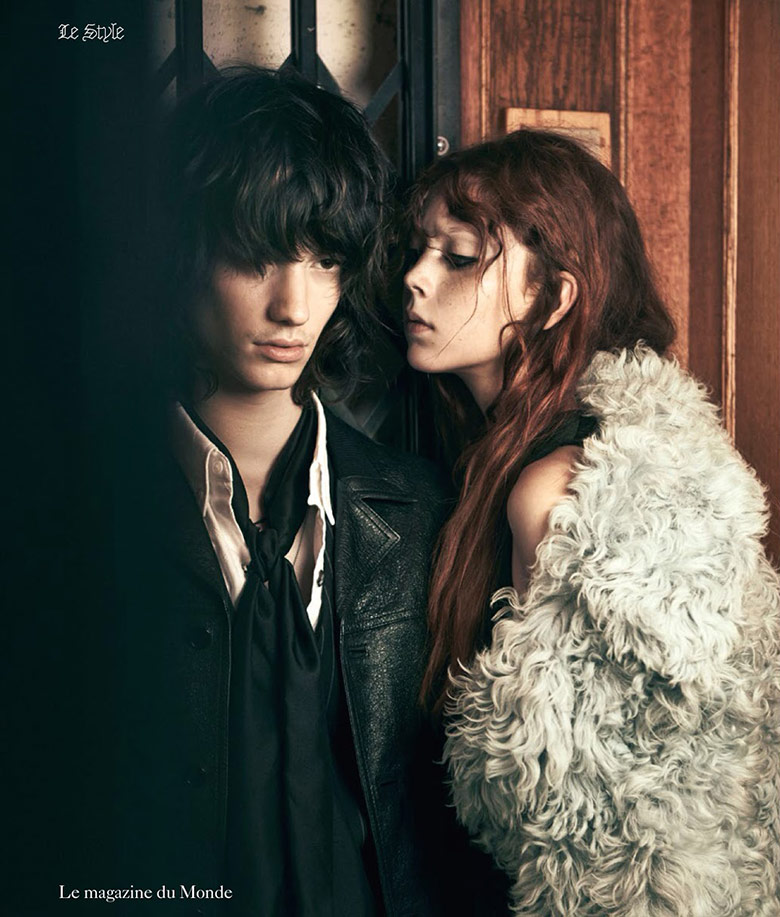 Photo Natalie Westling & Gabriel Marques for M Le Monde October 2014