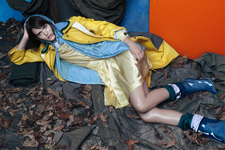 Photo Sam Rollinson for Vogue Korea October 2014